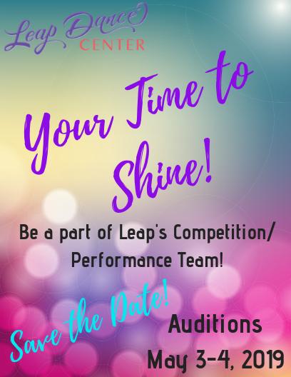 Leap Dance Center Katy, TX.