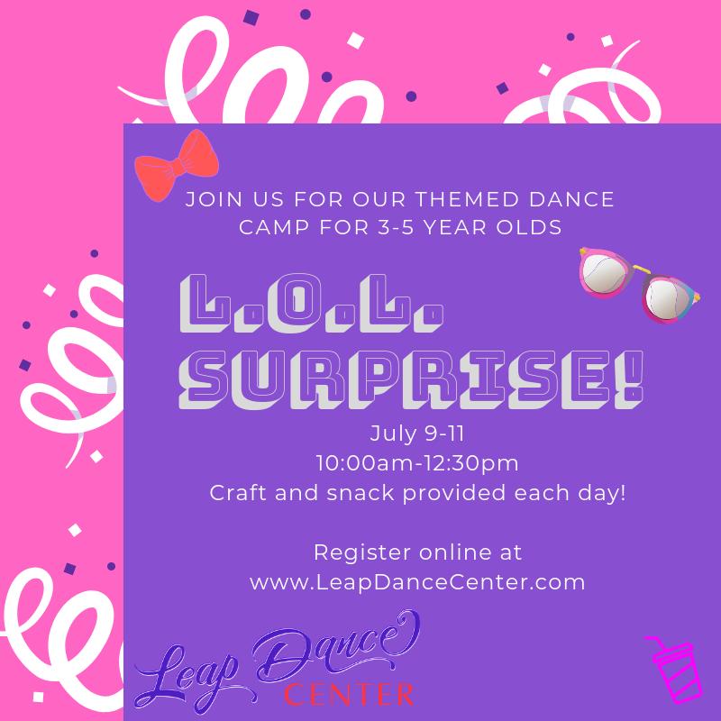 L.O.L. Surprise Camp