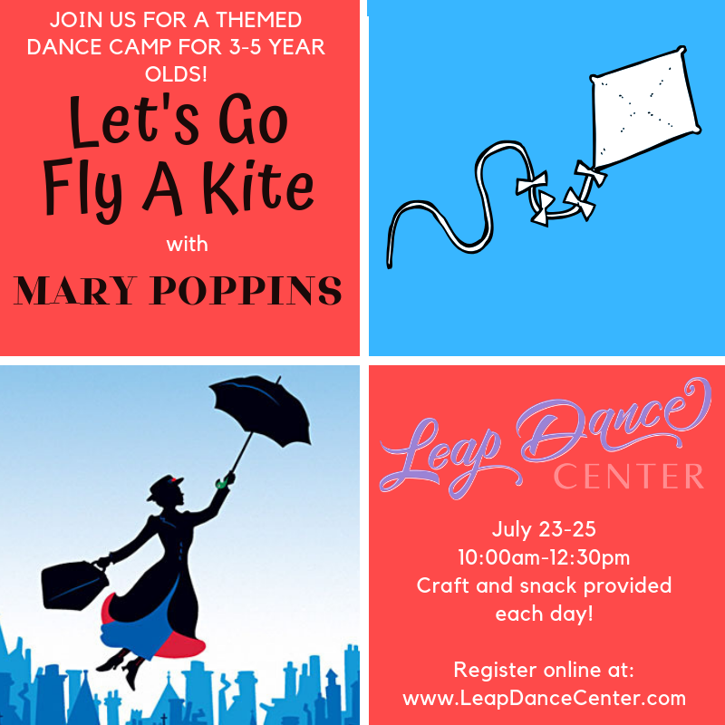 Poppins Dance Camp